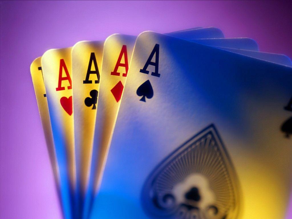 El poker del poder