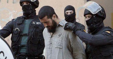 Al menos seis detenidos en una operación contra el terrorismo islamista en Melilla, Noticias 24 horas