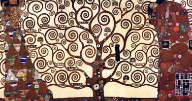 El árbol de la vida de Gustav Klimt