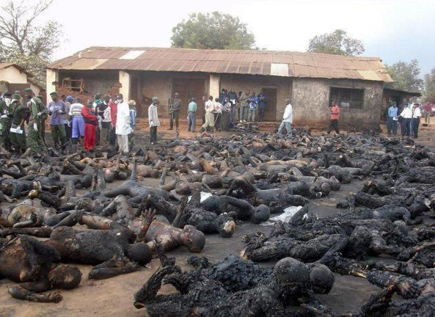 tragedia en Nigeria