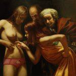 La pintura de los días por Demetrio Reigada: Hoy César Santos, el realismo idealizado, entre la provocación y el drama