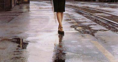 La pintura de los días por Demetrio Reigada: Hoy, Steve Hanks el príncipe de las acuarelas