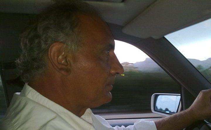 Manuel Artero. On the road again
