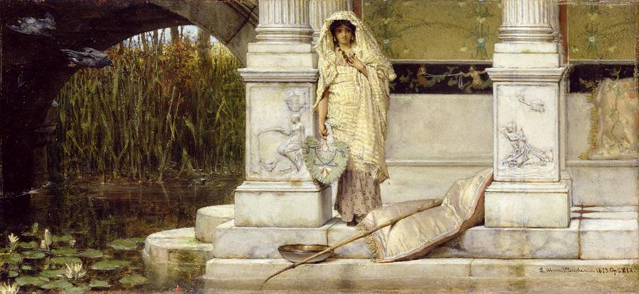 Lawrence Alma-Tadema 5