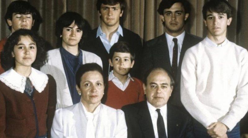 Foto Archivo de la familia Pujol. EFE
