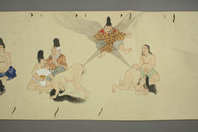 antiguos pergaminos japoneses 2
