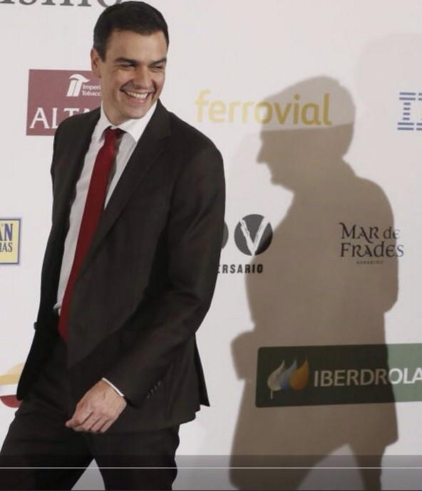 La sombra de Zapatero