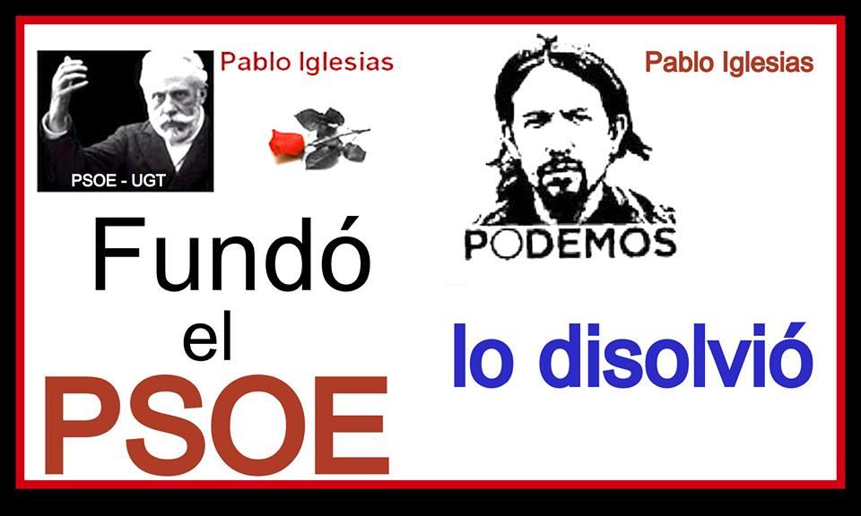 Los Pablo Iglesias del PSOE