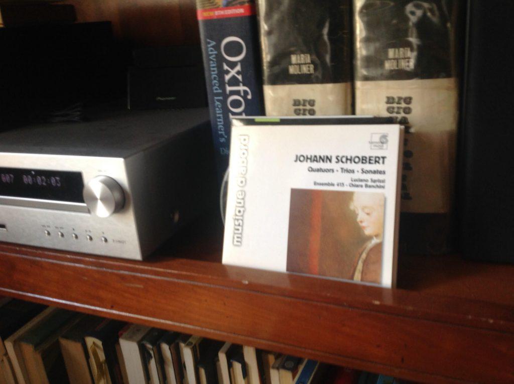 Johann Schobert el inspirador de Mozart