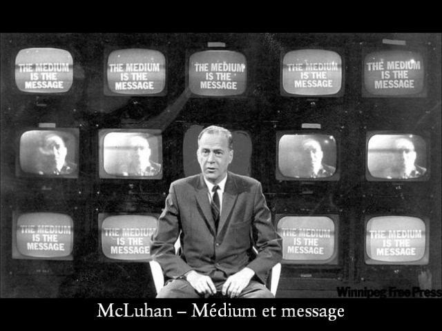 Mcluhan El medio es el mensaje