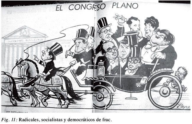 radicales socialistas y democráticos de frac