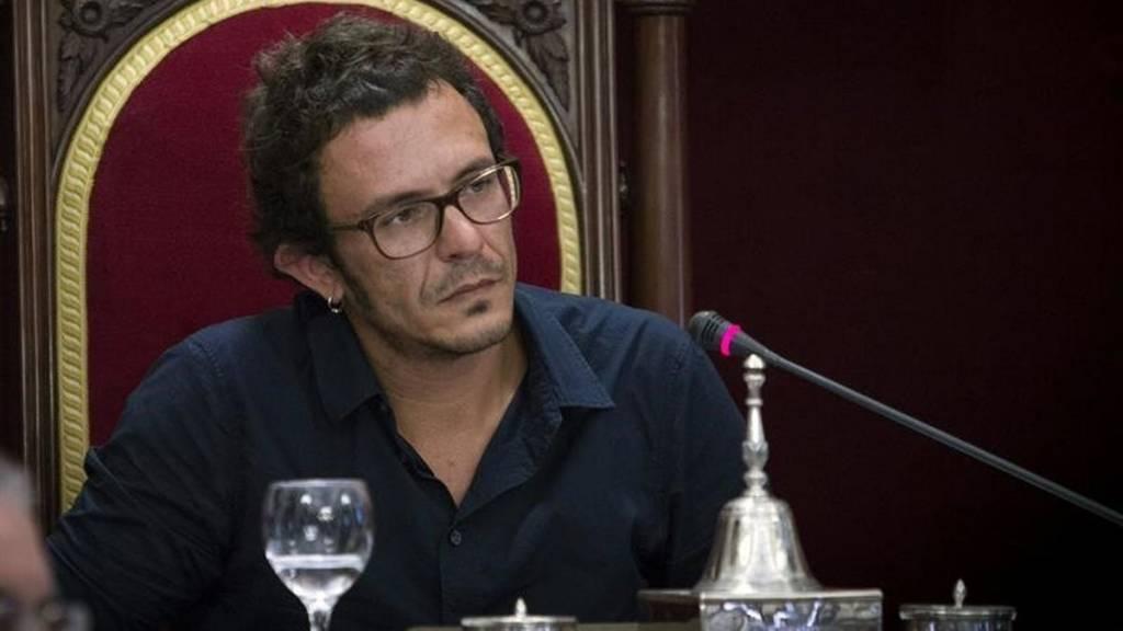 """Kichi llama """"excremento"""" a Vox en el pleno del Ayuntamiento de Cádiz"""