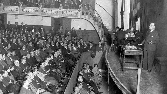 Ortega conferencia