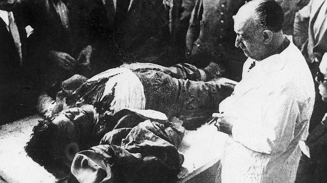 el asesinato de Calvo Sotelo
