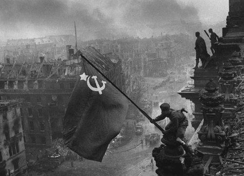 La Unión Soviética en la Segunda Guerra Mundial