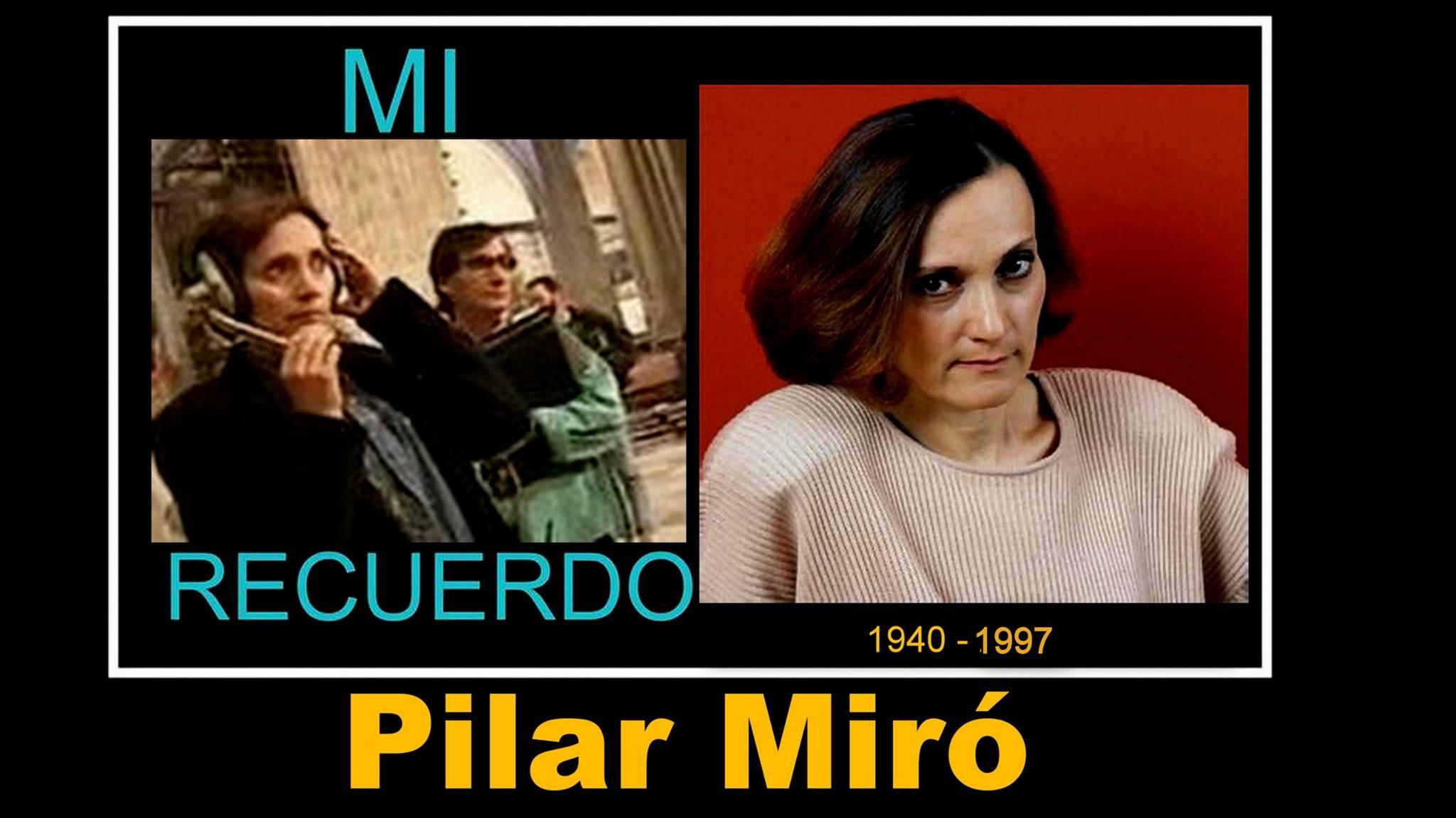 Mi recuerdo de Pilar Miró
