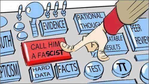 Llámalos fascistas