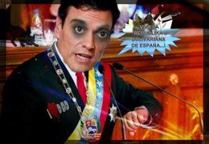 Viva la república bolivariana de España