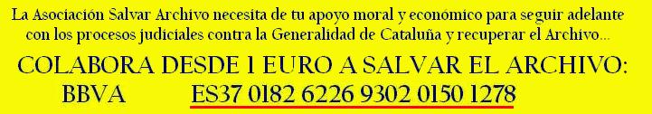 Ayuda al Archivo de Salamanca