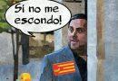 """Los """"descartes"""" de Linda Galmor de hoy pertenecen al clásico """"Los ladrones independentistas catalanes somos gente honrada"""""""