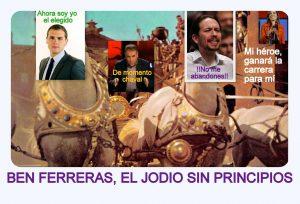 Ferreras cambia el rumbo de La Sexta y acusa a Iglesias de actuar como la casta