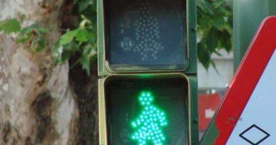 los semáforos feministas