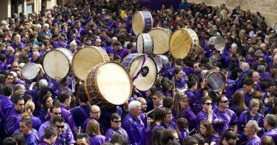 los tambores de Calanda