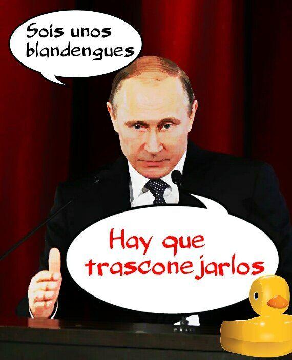 Mensaje de condolencias al pueblo belga por parte de Putin