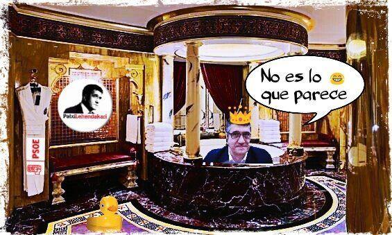 Pachi reabre y habita la casa palacio del Congreso. Disfruta de 10000 m2 con gym y piscina. Las Fuerzas del Cambio