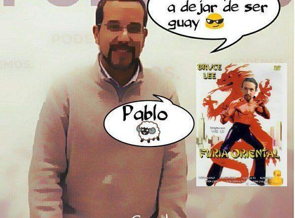 Prosiguen las purgas en Podemos. Como es normal en la izquierda, acabarán a yoyas