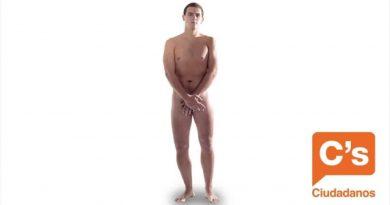Rivera desnudo