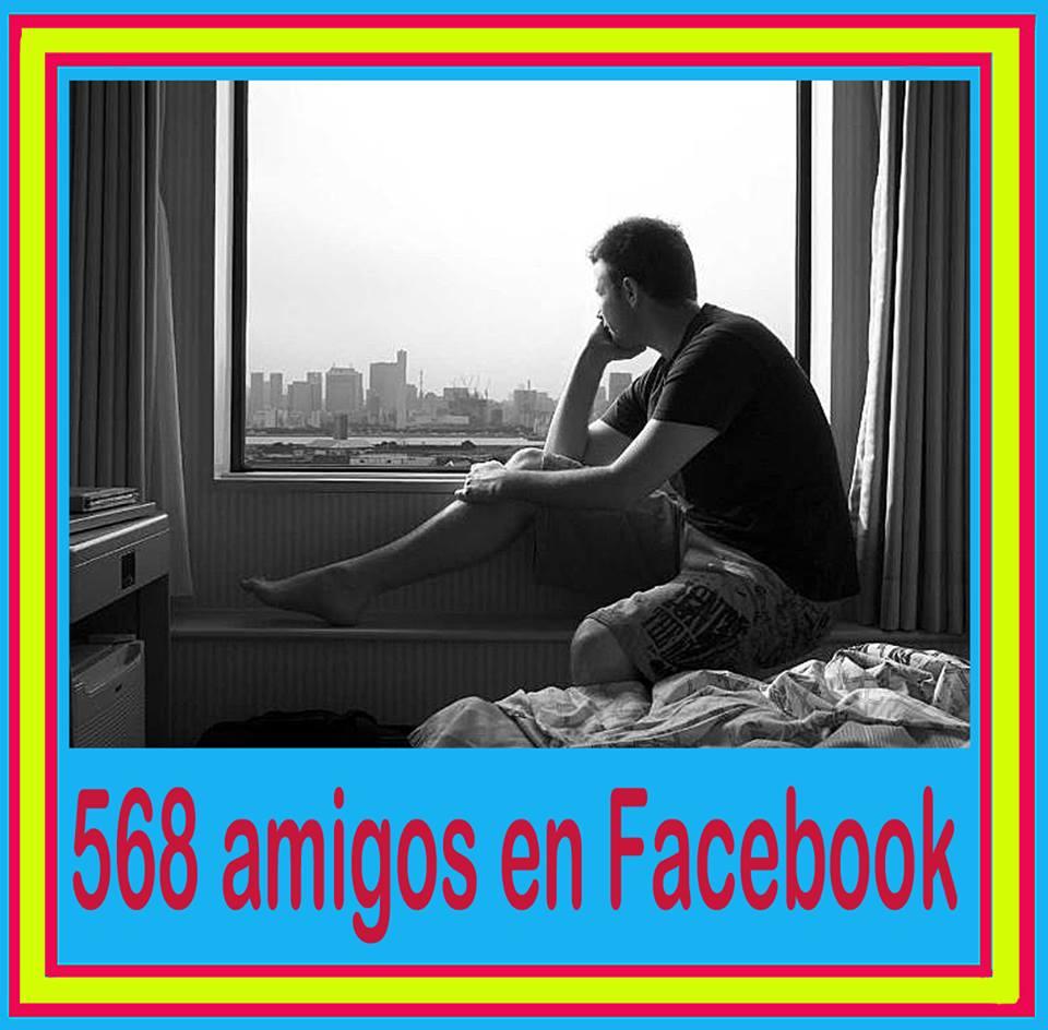 568 amigos en Facebook