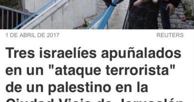 En Europa Press ponen comillas como si el ataque terrorista fuera falso, sospechoso o en broma.