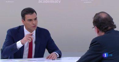 Cara a Cara de Sánchez Rajoy