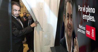 no, expresidente, no recorra la cortina
