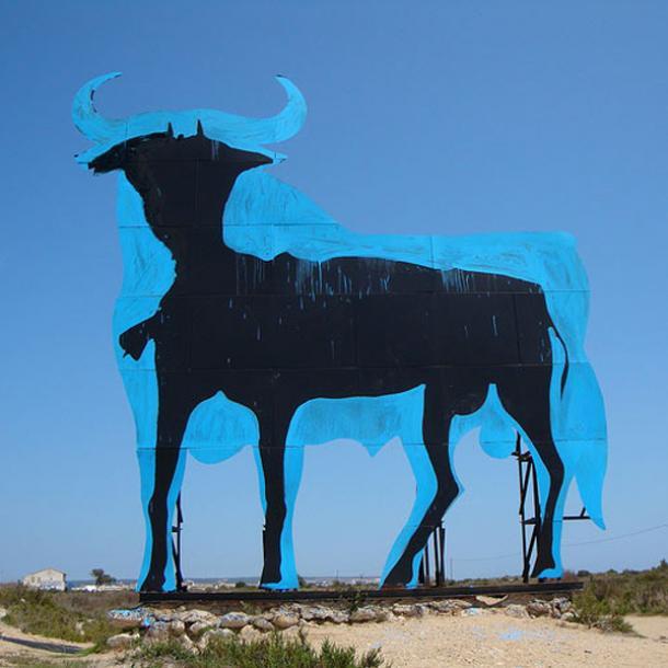 El toro raquítico de España
