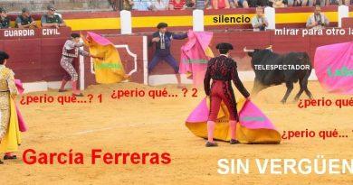 García Ferreras sin vergüenza