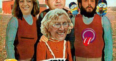 Especial de Linda Galmor dedicado al Mañana de la izquierda guay a la que imputan por hacer el bien