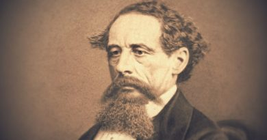 Portrait of British author and novelist Charles Dickens (1812 - 1870), mid 1800s. (Photo by Stock Montage/Getty Images)