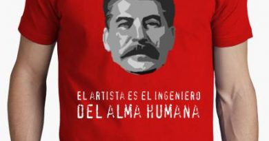 El artista es el ingeiero del alma humana