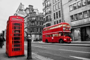 Londres en blanco y negro