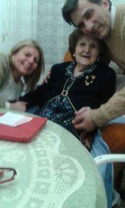 Mi abuela con 100 años ha votado al PP