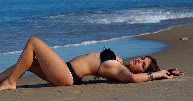 playas, sol y chicas