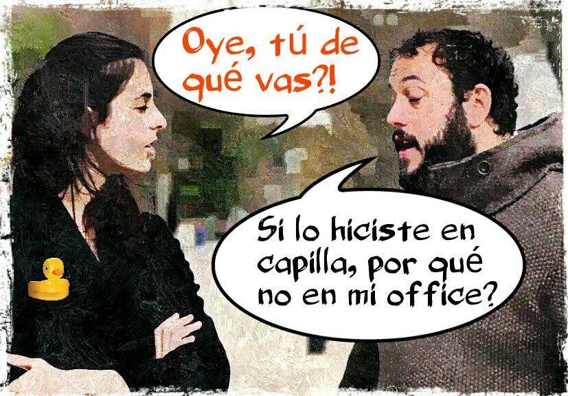 Zapa es un crack. El Paquirrín de Podemos