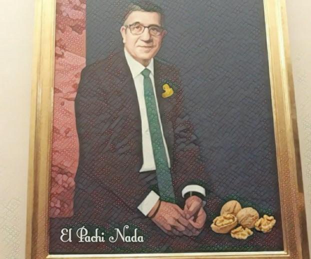 El don nadie Pachi, Presidente de la Comisión de Reconstrucción. Por Linda Galmor