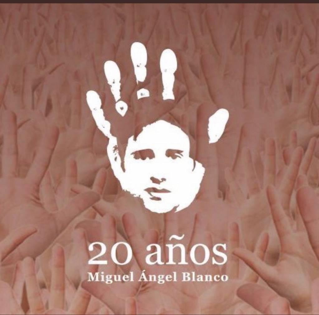 Hubo un antes y un después nació el espíritu de Ermua ,aquella tarde todos los Españoles d bien fuimos Miguel Ángel