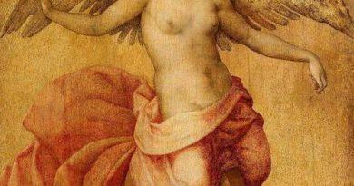 Anonimo - Allegoria della Fortuna - 1550