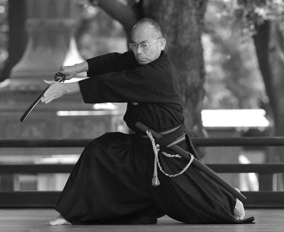 «Aquél que desea usar la espada es un principiante; el que puede usar la espada es un experto; el que es la espada misma, es un maestro.»