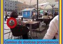 Los envíos desde Brasil del gran Mariano: Dudosa procedencia
