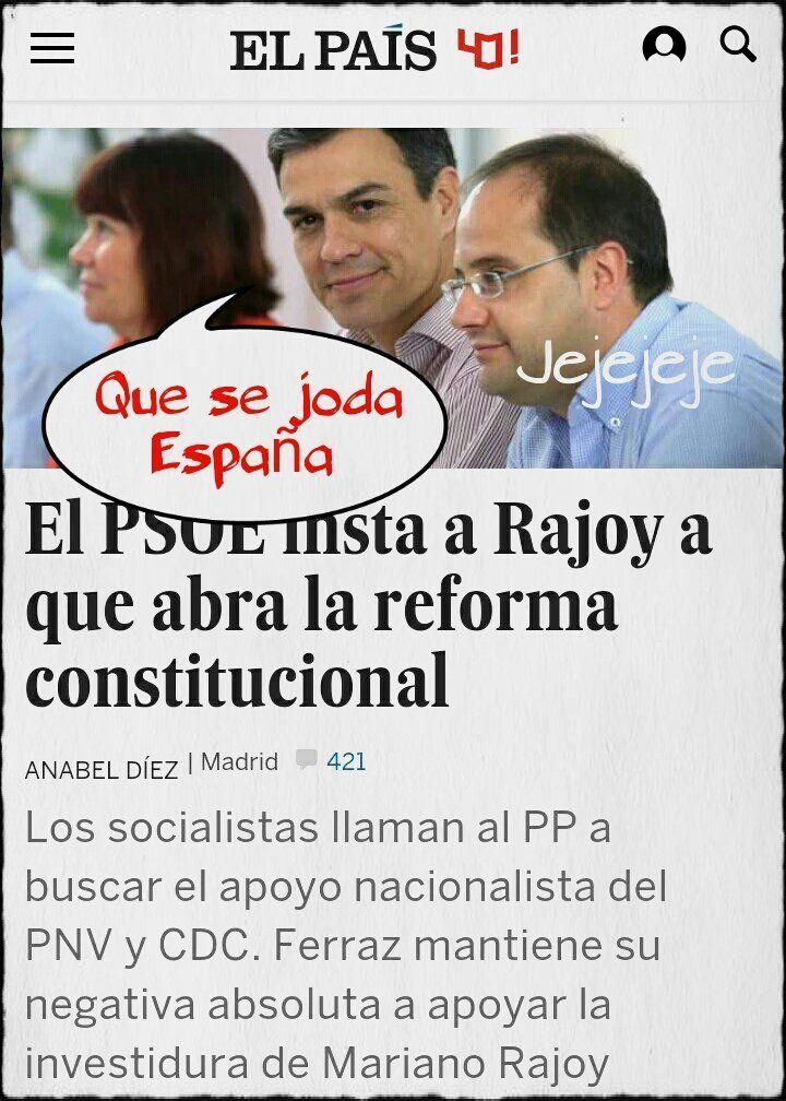España es mía o de nadie